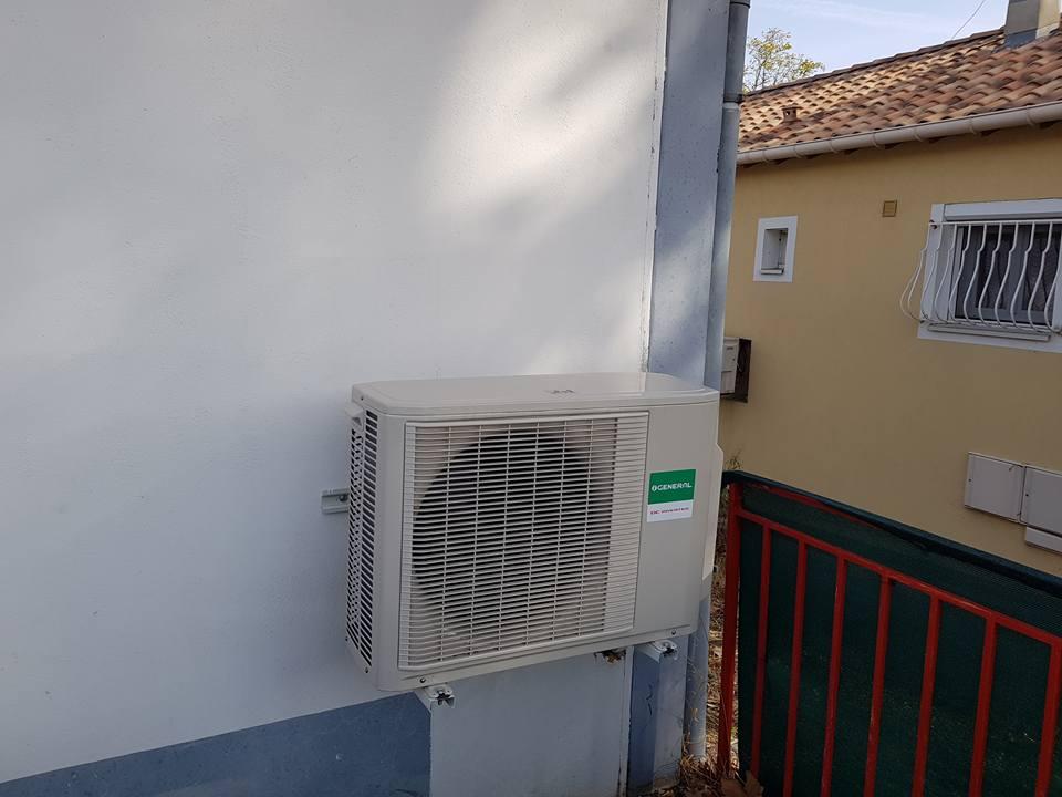 Climatisation garage pont cass savelec for Garage ad climatisation